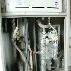 給水給湯配管・電気配線工事